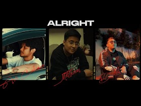 Alright by Matthaios feat. Awi Columna & Dudut [Official Lyric Video]