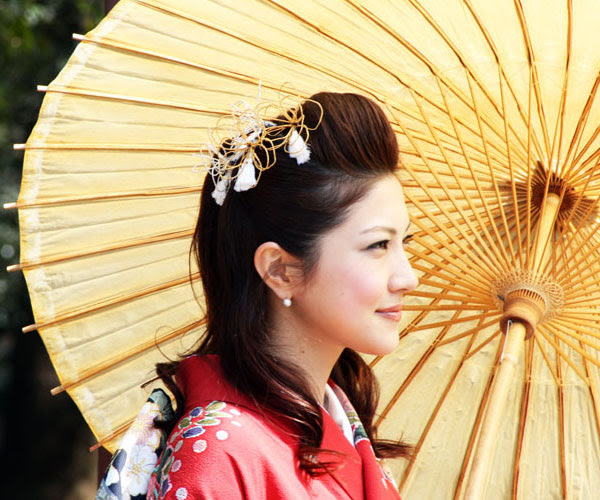 35 Artistic Japanese Hairstyles - SloDive