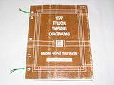 1977 International Truck Wiring Diagram