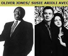 Oliver Jones, Susie Arioli