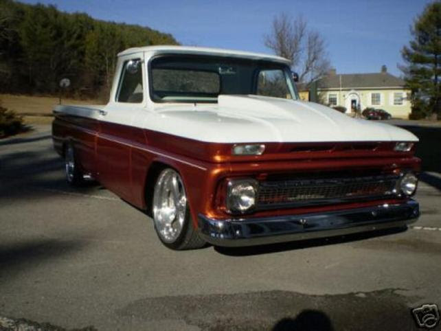 63 66 Two Tone Stepside Paint Jobs Pics The 1947 Present
