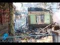 Kebakaran Rumah di Desa Sukaratu Kec.Darmaraja Sumedang