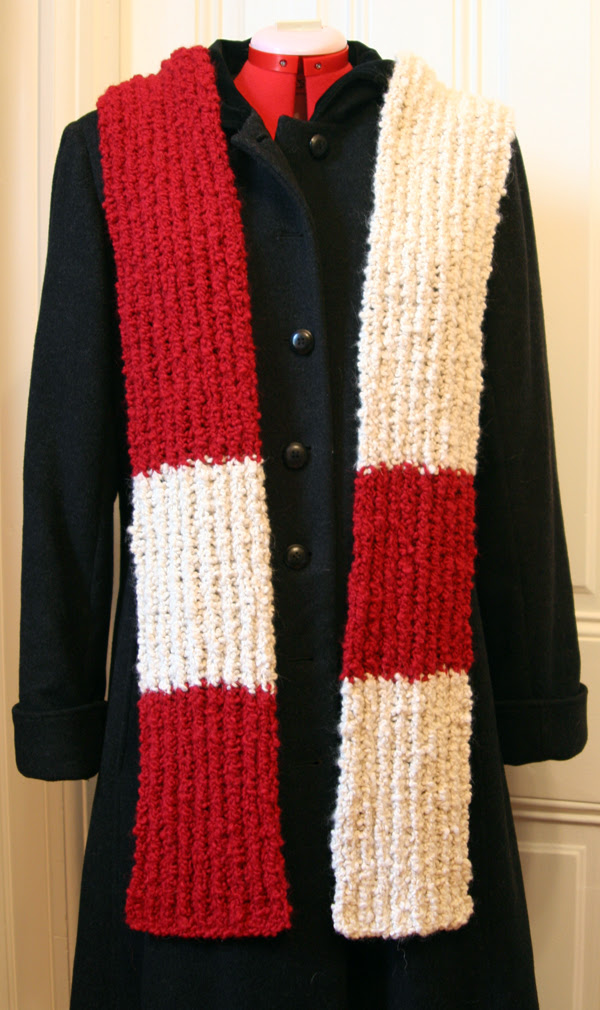 Red Wings scarf