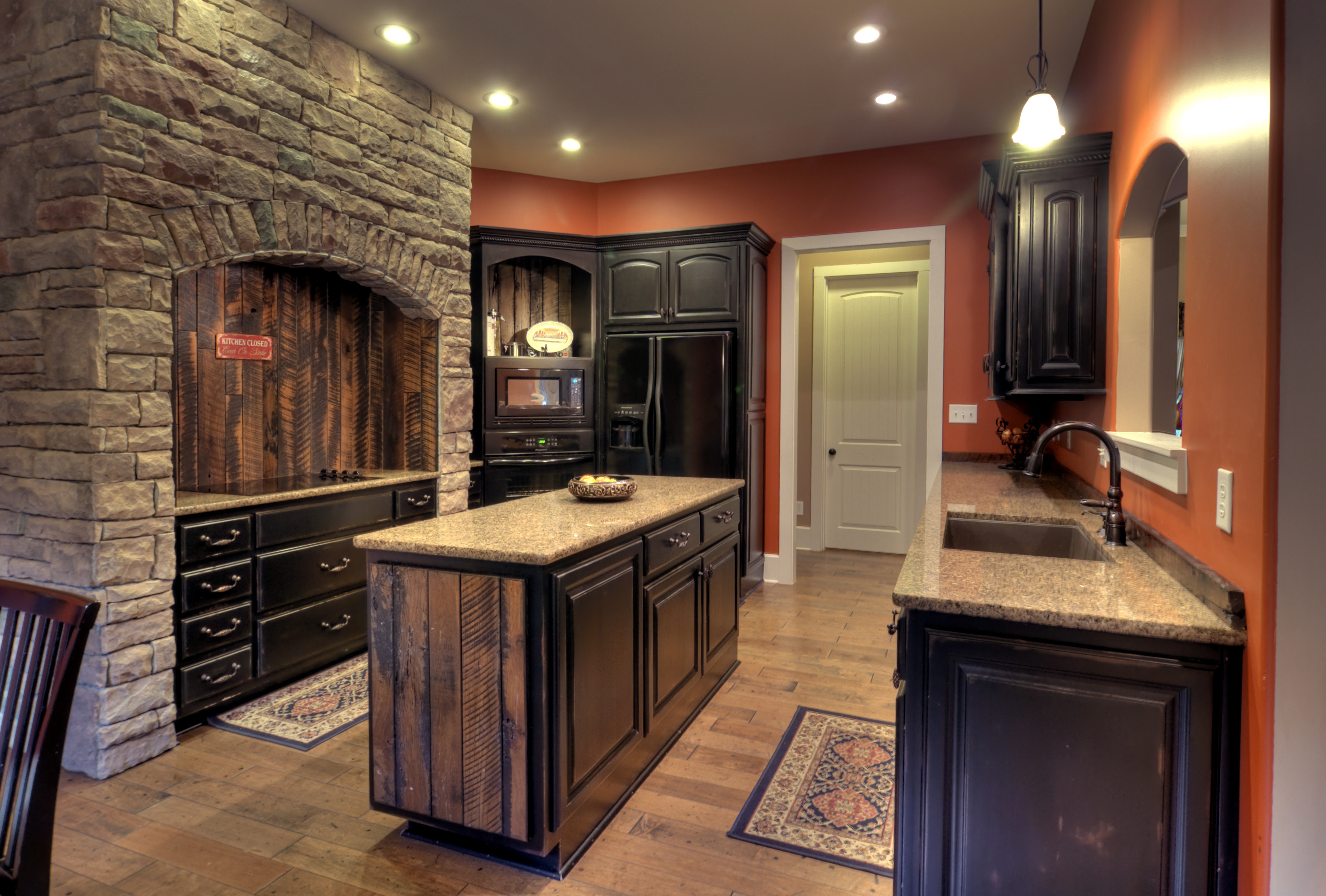 Distressed Wood Kitchen Cabinets Top Inspirations