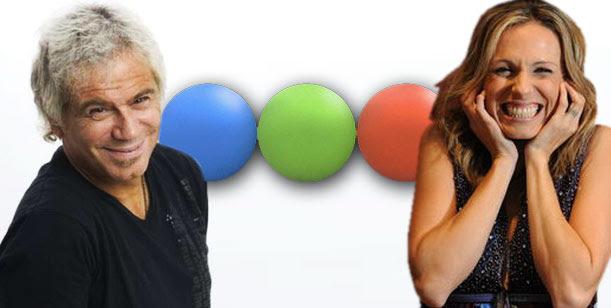 Denise Dumas y Beto Casella: Los nombres que Telefe quiere en 2013