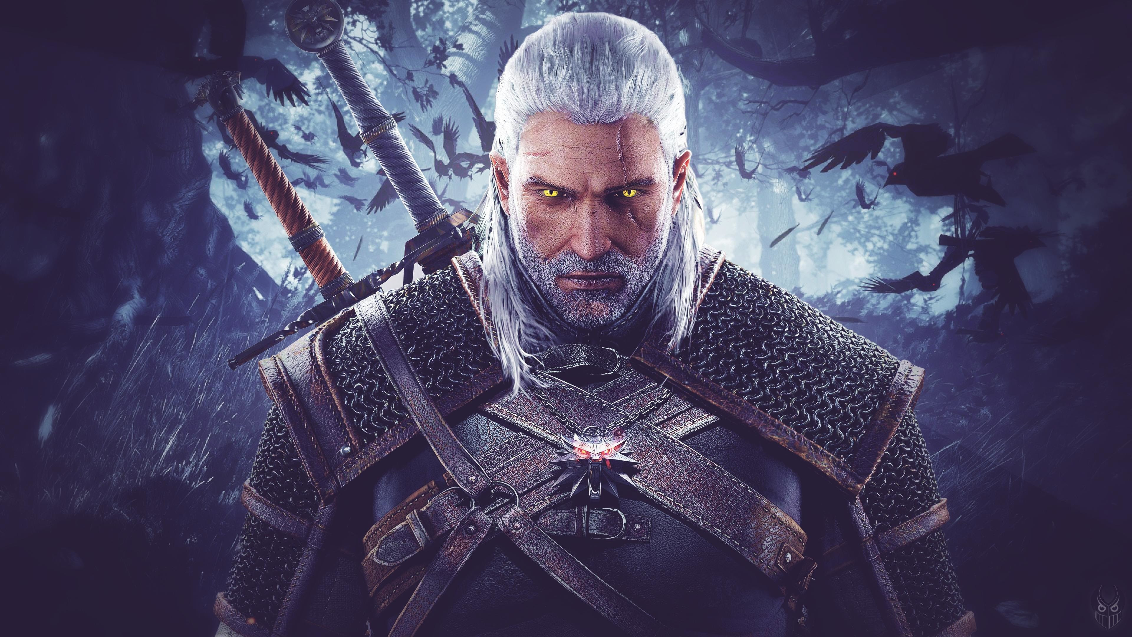 Witcher 3 4k Wallpaper 52 Images