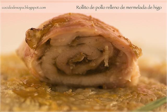 Rollito pollo relleno higo_1