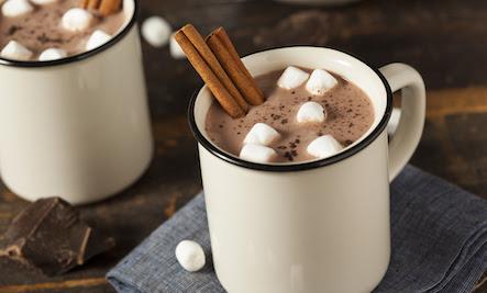 Resepi Hot chocolate paling mudah dan sedap