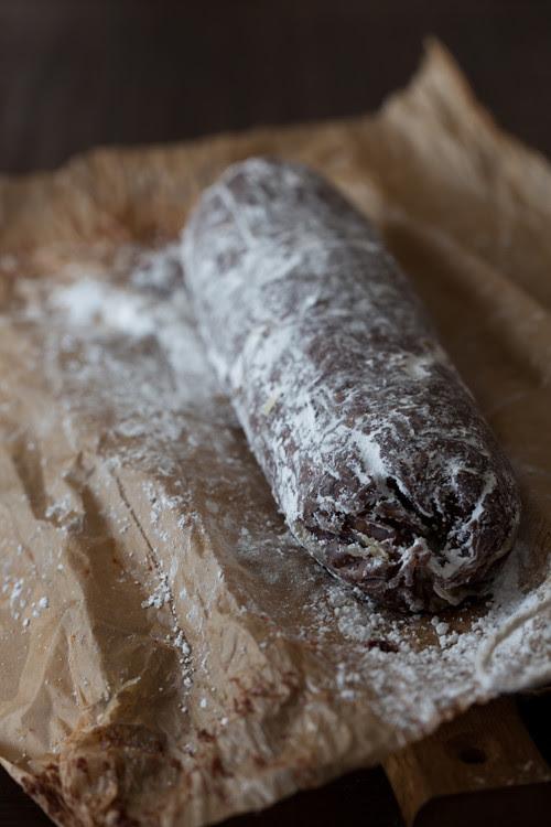 Chocolate Salami 2