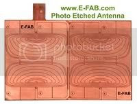 Photo Etched Antenna Supplier