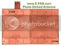 Photo Etched Antenna Supplier