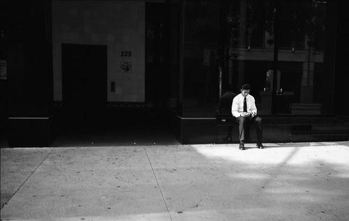 Break Time by Jesse Acosta