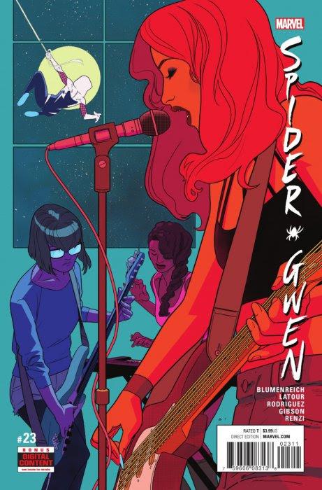 Spider-Gwen Vol.2 #23