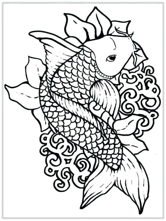 Realistic Ocean Coloring Pages at GetColorings.com   Free ...