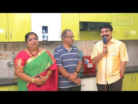 Actor Powerstar Interviewing Our Customer Mrs. Latha Sankar Mylapore  P-1