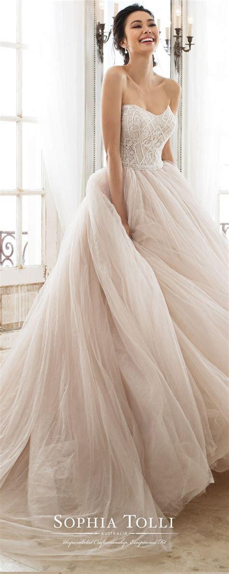 Sophia Tolli Wedding Dresses 2018 Collection