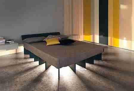 Κρεβάτι UFO