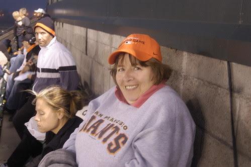 Giants Game: Cold Kathy