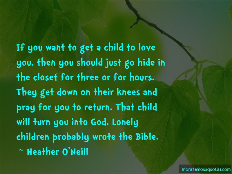 Love Child Bible Quotes Top 3 Quotes About Love Child Bible From