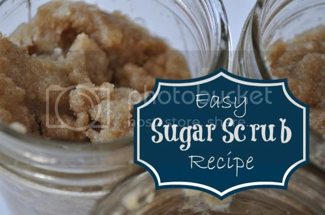 Easy Sugar Scrub Recipe
