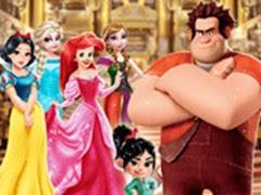 رالف وفانيلوب ينقذون الأميرات