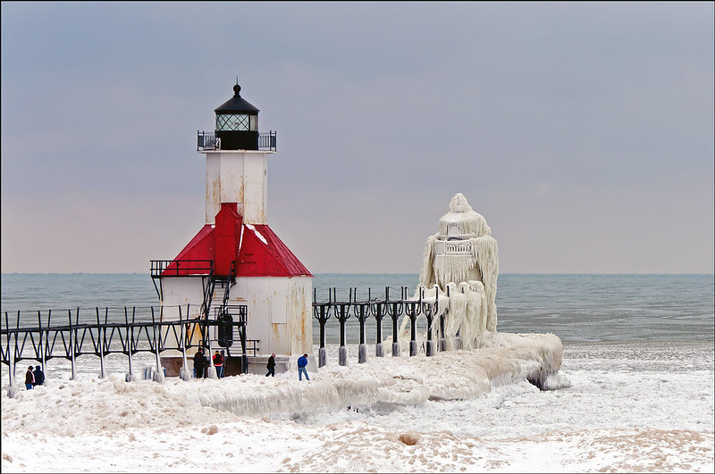Winter in St. Joseph