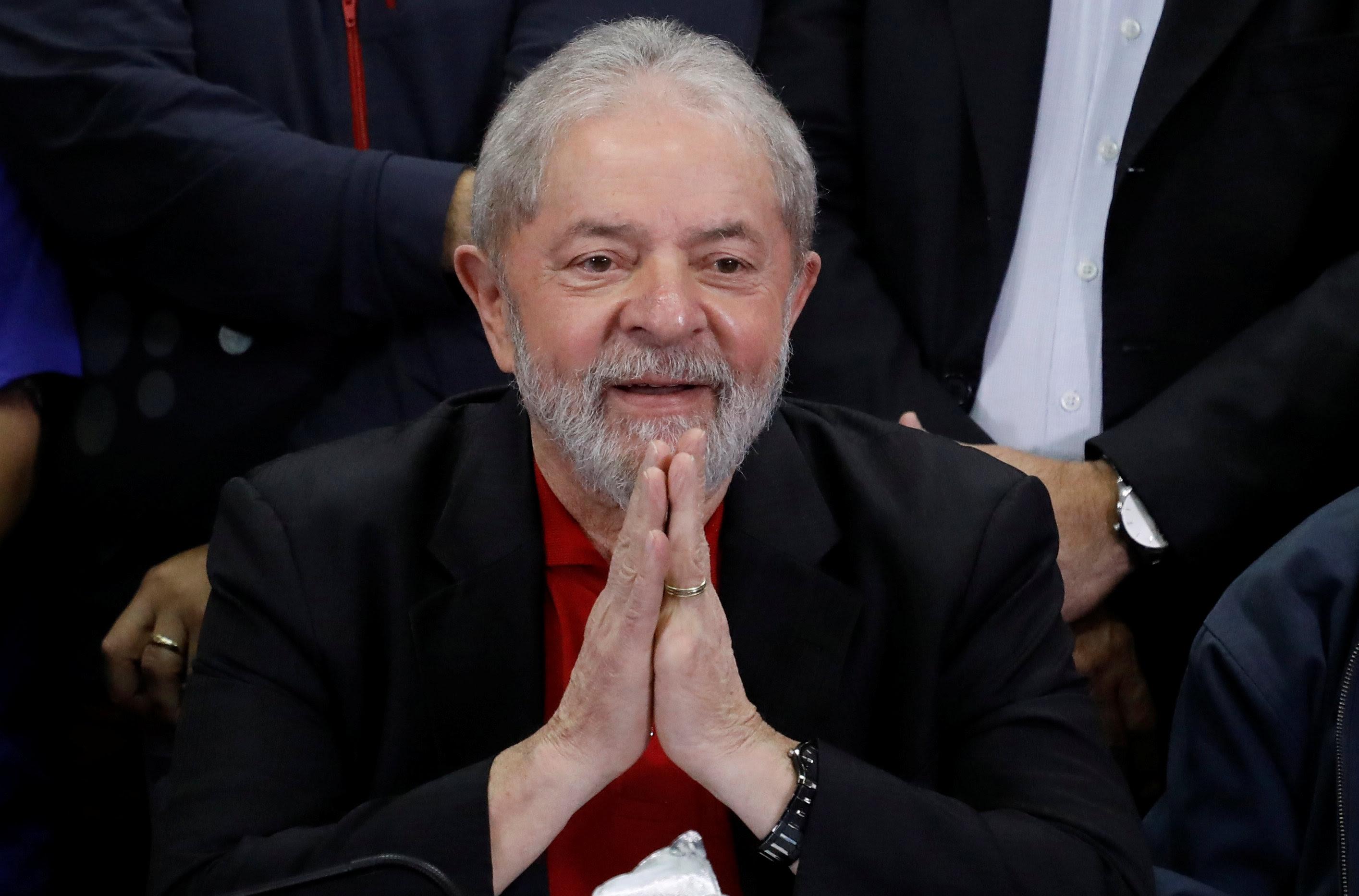 Resultado de imagem para STJ começa a julgar pedido de Lula para evitar prisão após segunda instância
