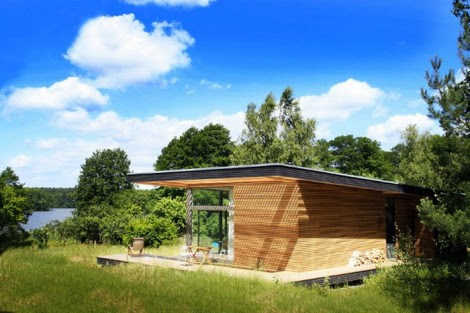 Rumah Kontemporer Modern