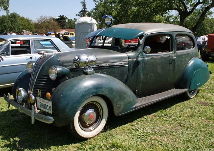 1937 Hudson