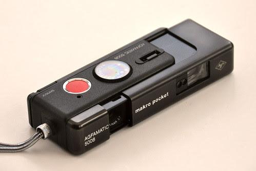 Agfamatic 5008 makro pocket by pho-Tony