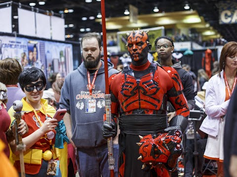 Chicago Comic And Entertainment Expo 2017