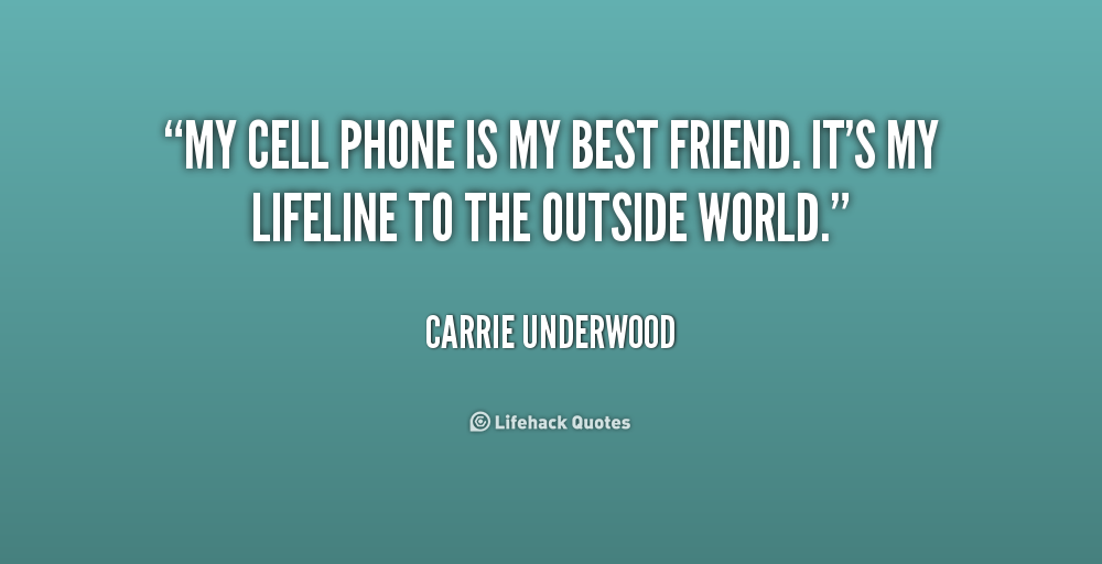 Printable!√ Cell Phone Quotes Negative