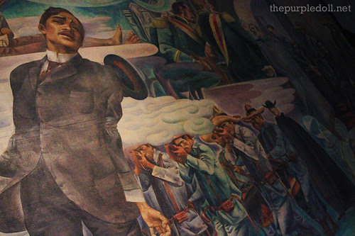 09 The Martyrdom of Rizal by Carlos Botong Francisco