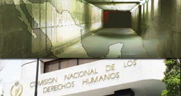 CNDH halla faltas en áreas de detención en Puebla y 8 entidades