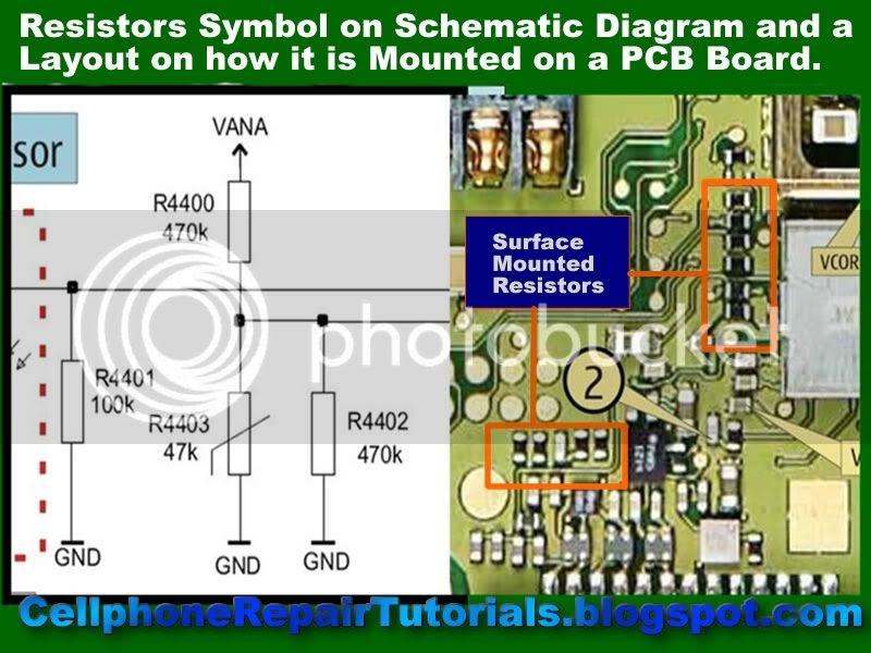 Identify Component Symbols on    Schematic       Diagram      Rayerbazar Mobile