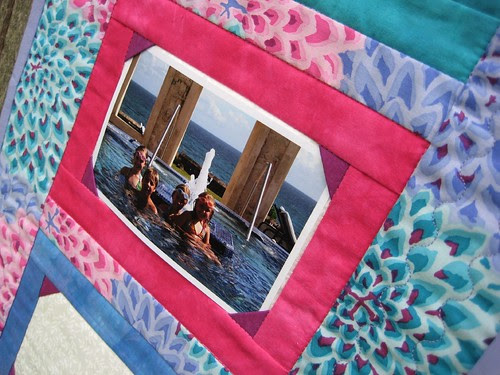 photo frame detail by Poppyprint