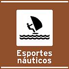 Area para pratica de esportes - TAD-04 - Esportes nauticos