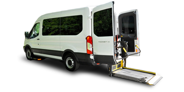 Ford Transit Tci Mobility Wheelchair Accessible Vans