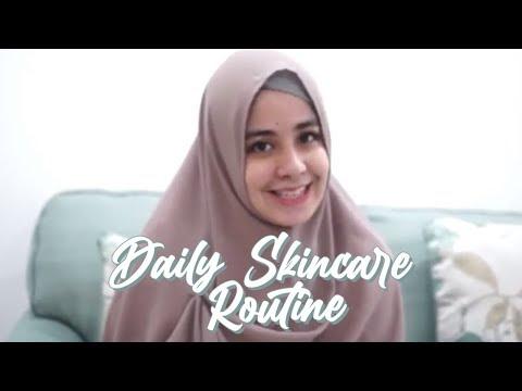 VIDEO : tutorial daily skincare routine ala risty tagor - hallo semuanya, kali ini kita akan berbagihallo semuanya, kali ini kita akan berbagitutorialskin care harian kakhallo semuanya, kali ini kita akan berbagihallo semuanya, kali ini k ...