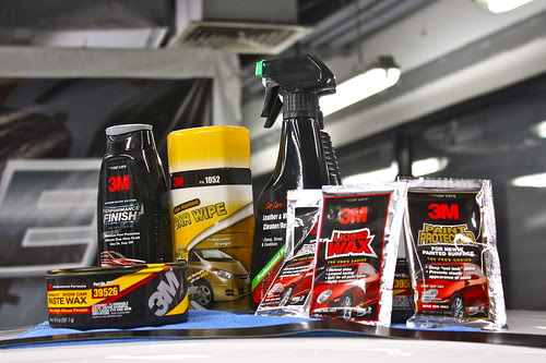 3M's Automotive Aftermarket Products