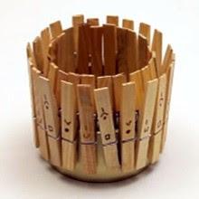 Easy Pen Holder craft for kids