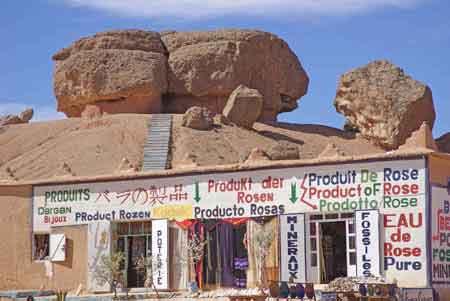 Skoura vallée du Dadès - Sud maroccain