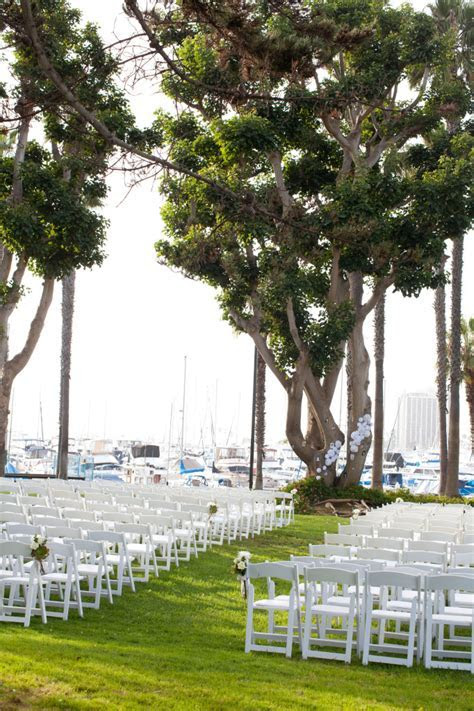 Marina Village Weddings   Patty's Linen Rentals