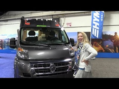 The Fit RV: HYMER Grand Canyon, Truma Q&A, Leisure Travel Vans Unity Flex, Winnebago's Twin Bed Trend 23D and the Best Sewer Hose Storage Ever