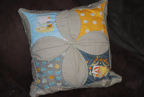 Modern Swappers pillow