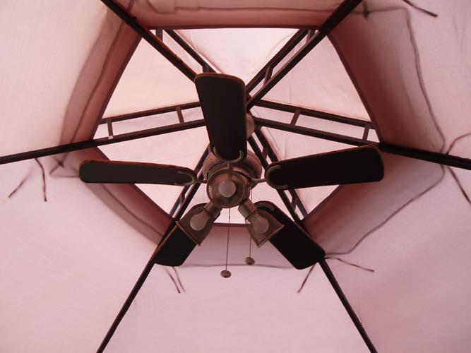 Ceiling Fan For Gazebo
