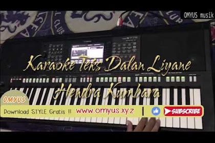 Dalan Liyane Hendra Kumbara - Style Yamaha Gratis Download