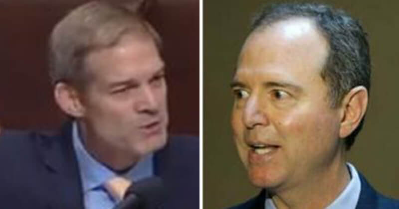 Image result for Republicans Consider Adding Jordan To Battle Schiff On Impeachment