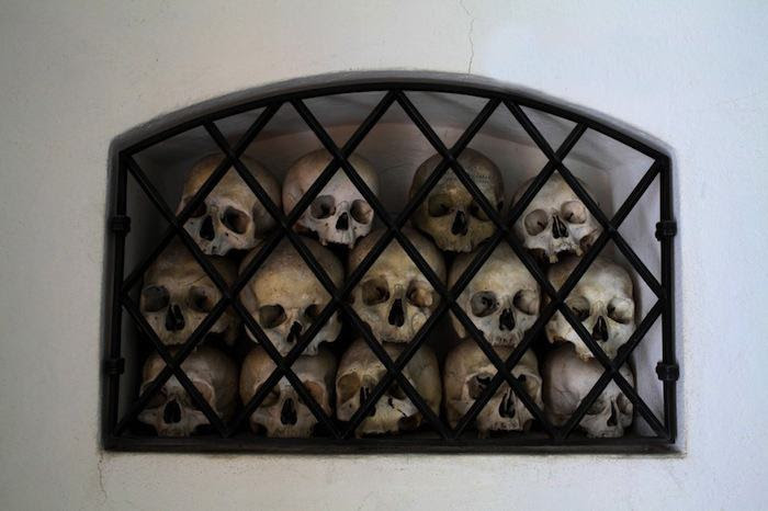 Indiana Bones Catacomb