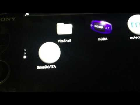 Electronic's and Software: PS Vita Cracked! Super Nintendo